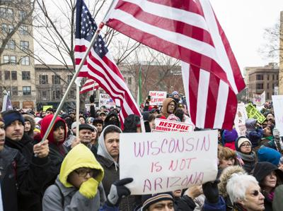 2016 immigration rally