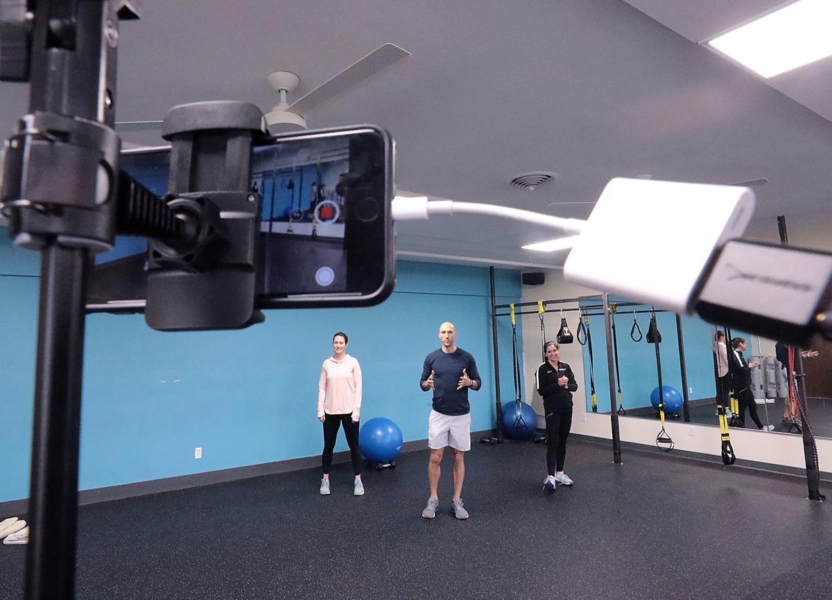 Covid Remote Fitness