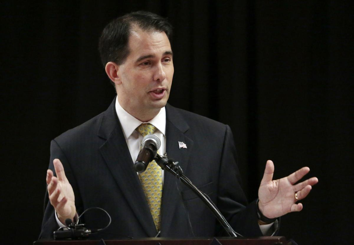 Scott Walker, State Journal file photo