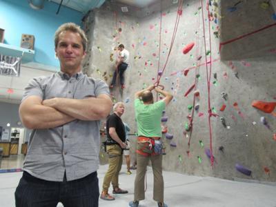 Boulders Climbing Gym expands