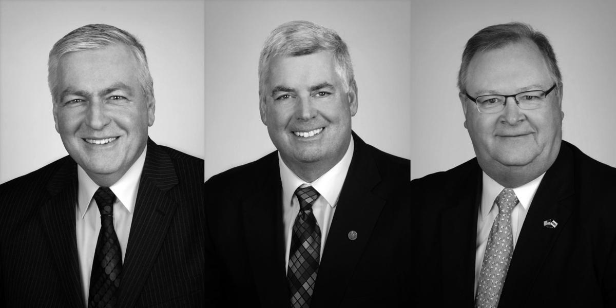Howard Schwartz, Mark Splinter, Bruce Thomas