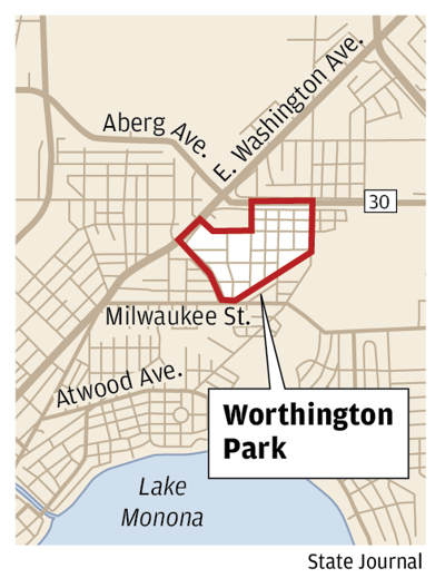 Worthington Park neighborhood
