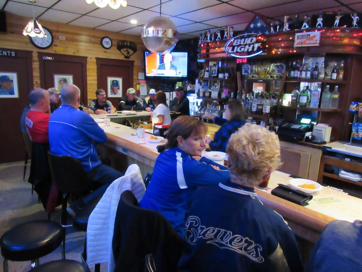 An Eden Hangout For Brewers Fans Local News Madison Com