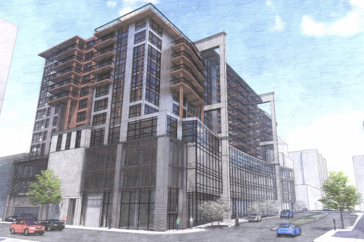 Gebhardt Development proposal for Judge Doyle Square