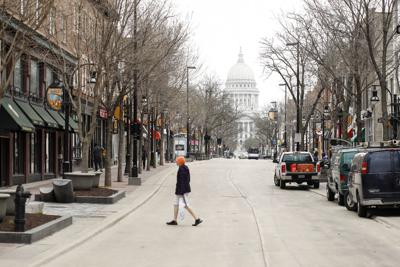 Give people more space on State Street in Madison