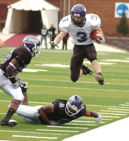 Ncaa Diii Football Practice Makes Perfect For Warhawks Rusch