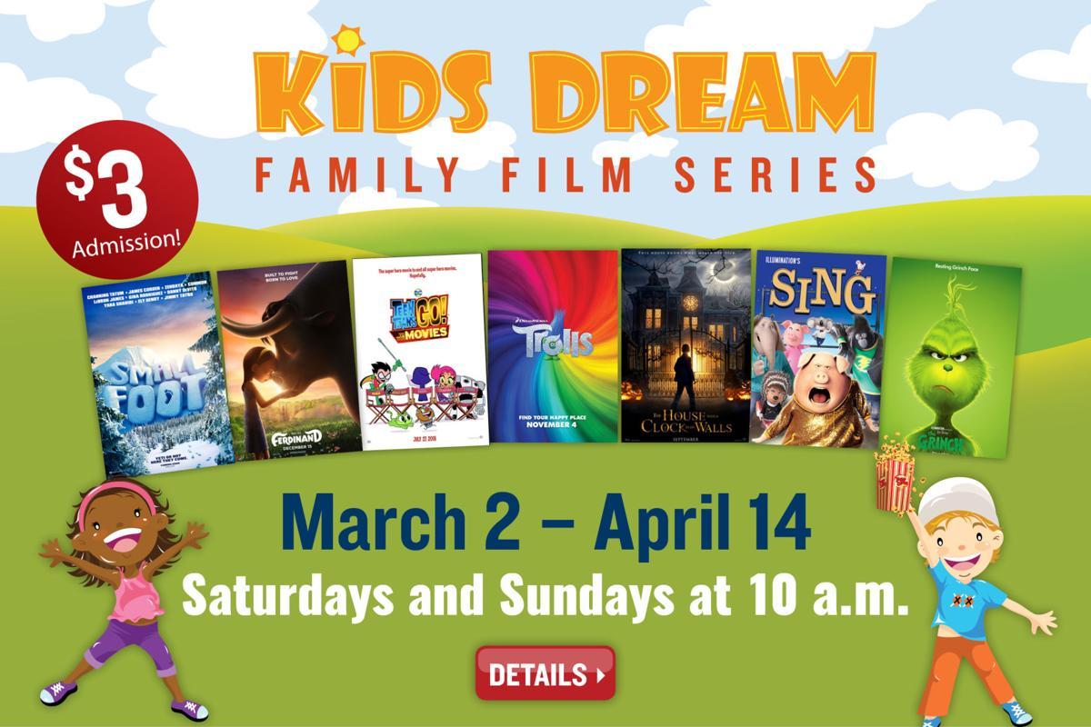 Kids Dream Film Series