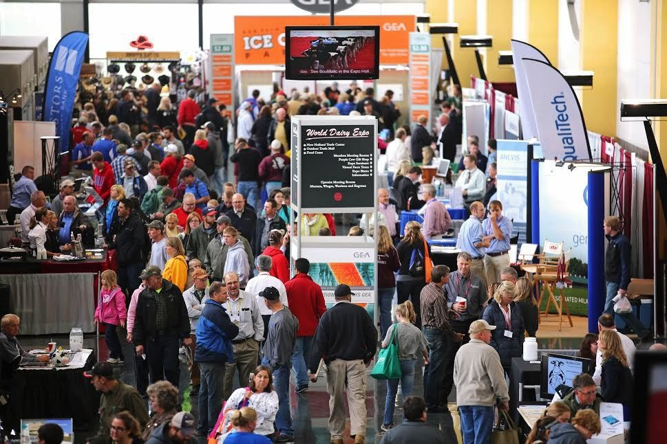 Expo beckons to thousands