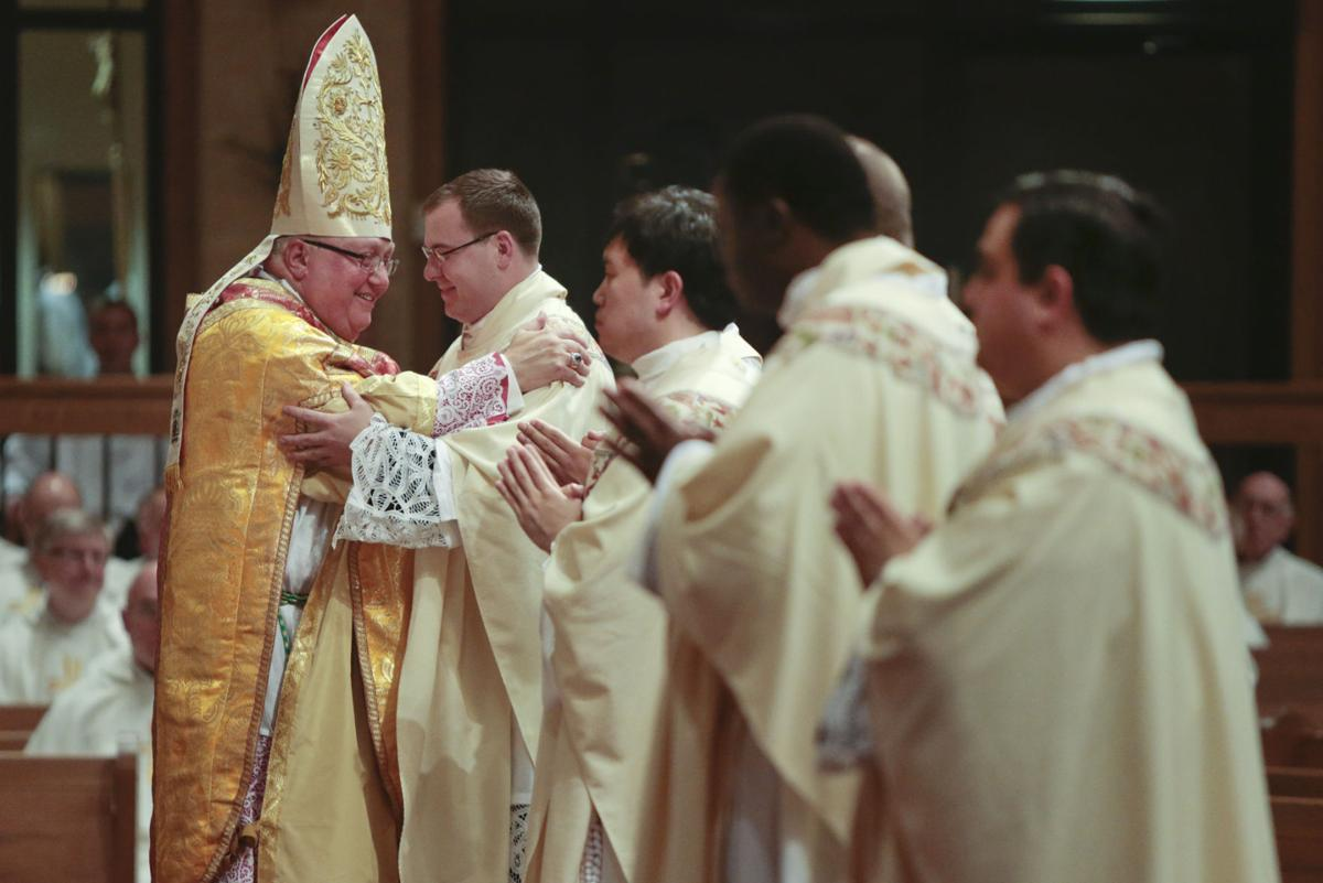 Madison Catholic ordination Mass