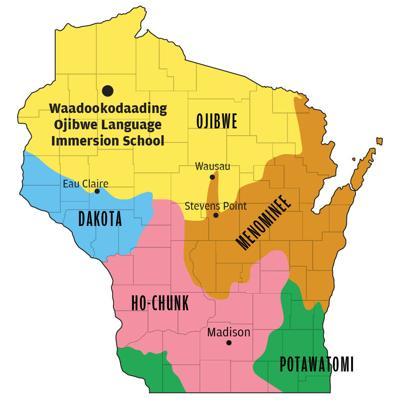 Tribal Lands of Wisconsin