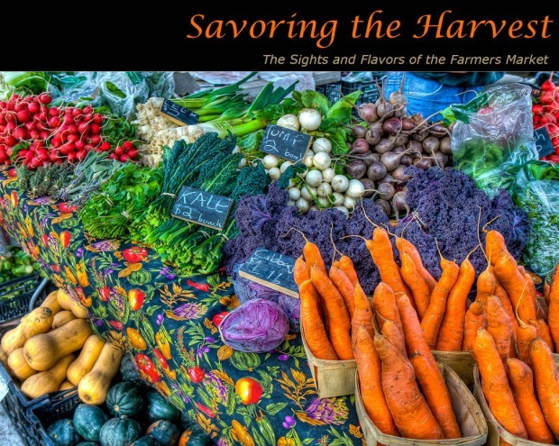 Savoring the Harvest cookbook