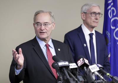 Peter Barca, Tony Evers