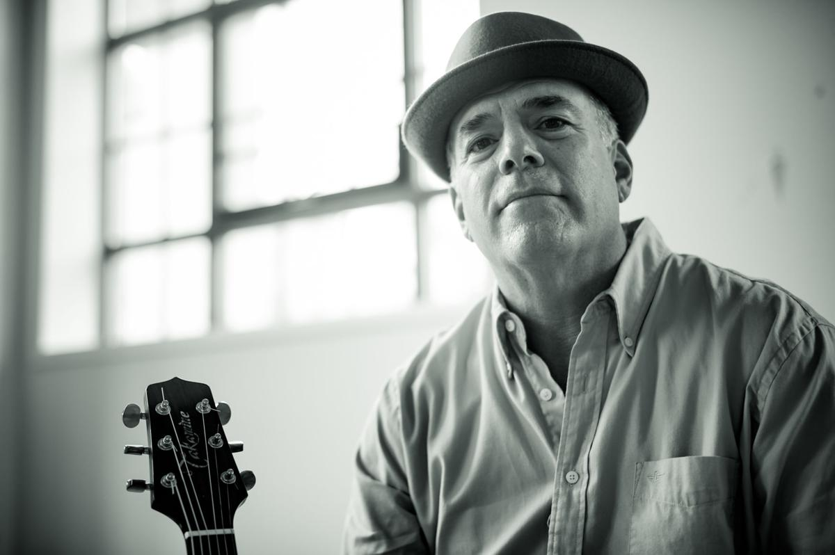 David Hecht Solo Amp Acoustic At The Anchor Inn Edgerton