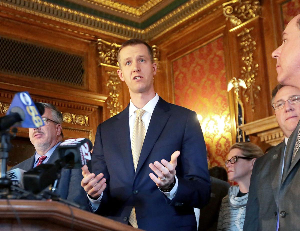 Assembly transportation plan includes sprawling overhaul of tax code