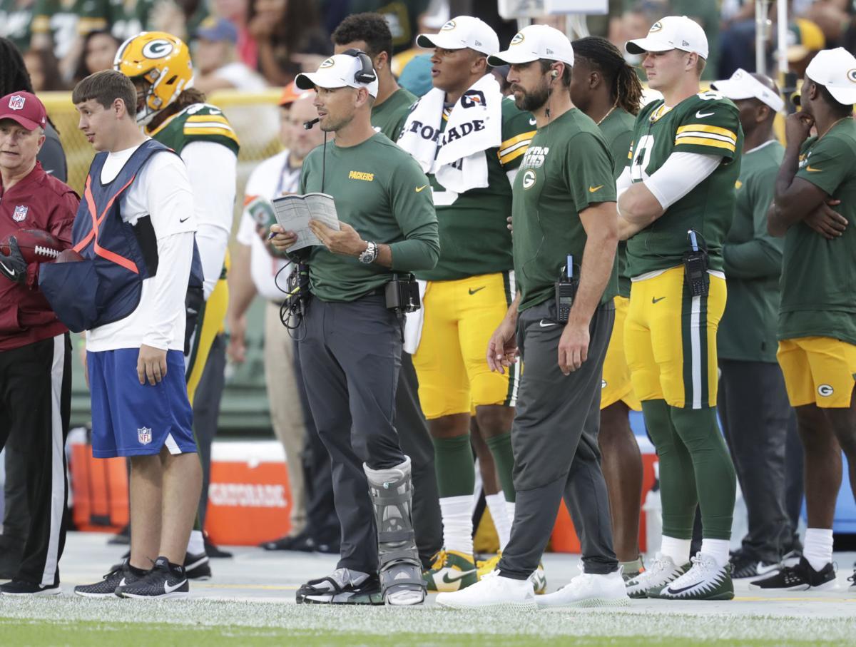 Aaron Rodgers - Packers vs. Texans
