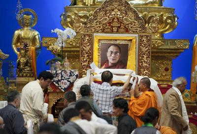 Deer Park Buddhist Center hosts Midwest Dalai Lama birthday
