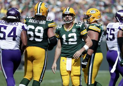 eaf1873445d After watching Aaron Rodgers survive — and thrive — against Vikings ...
