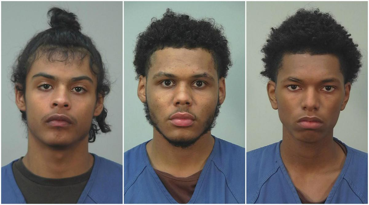 Suspects in Anisa Scott slaying