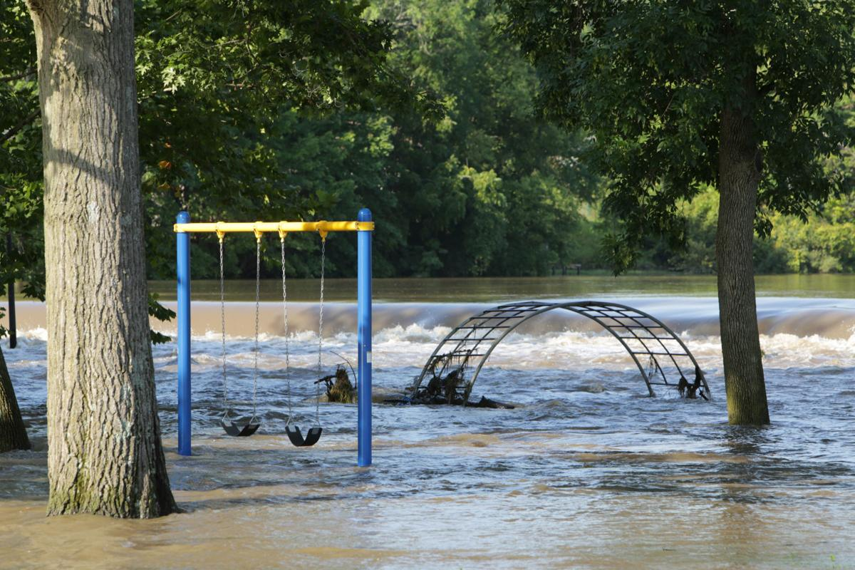 Belleville officials say dam is safe, being monitored   Local News