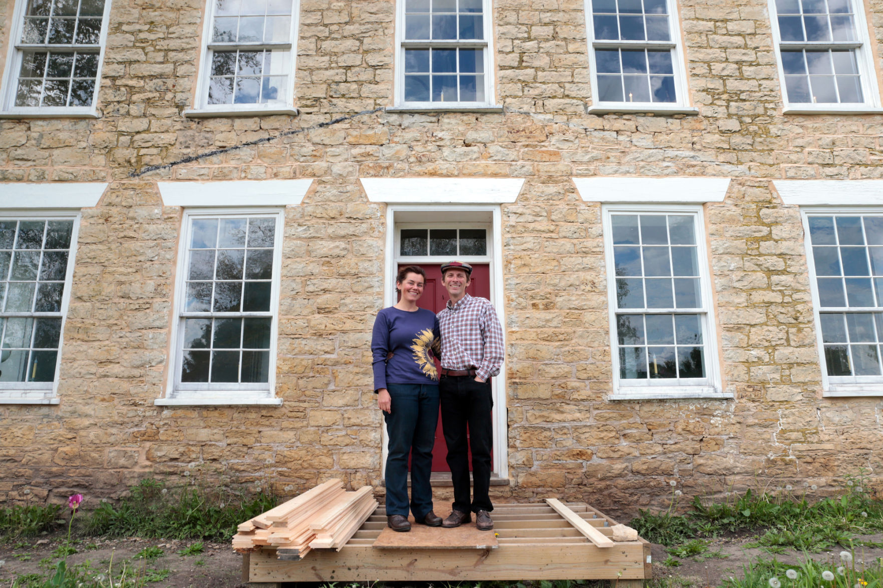 six year restoration brings gratiot house back to life local news rh madison com