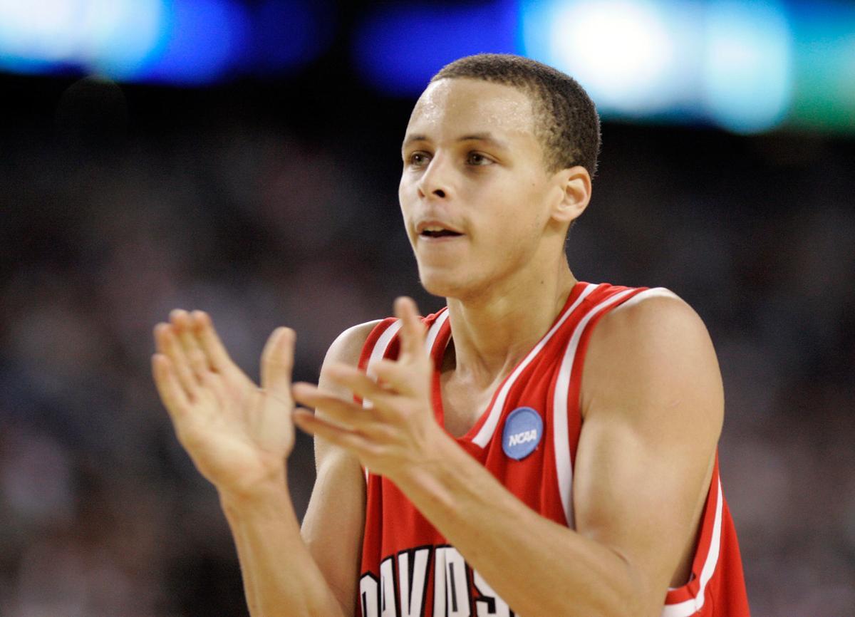 reputable site c7c24 09e6c 10 years ago today, Stephen Curry showed what future held in ...