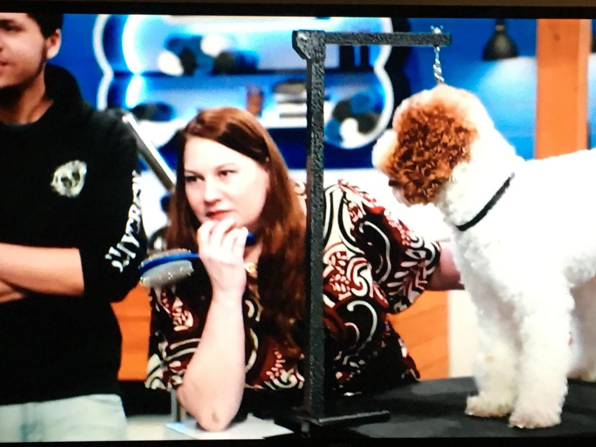 "Deb Compton on ""Pooch Perfect"""