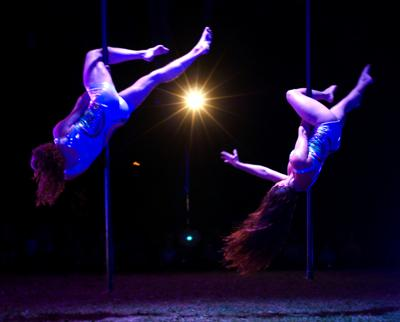 Cycropias Performance At Orton Park >> Cycropia Spins And Sails Through Rite Of Swing Entertainment