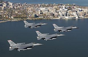 Madison fighter jets fly over Lake Monona (copy) (copy)