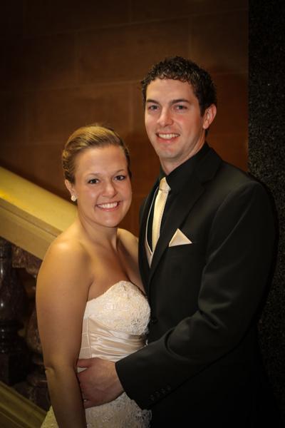 SUTER - HOMAN WEDDING