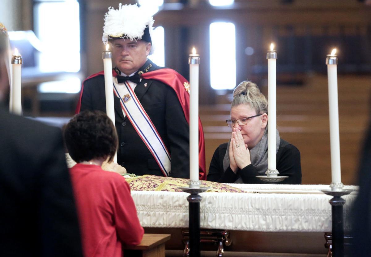 Morlino funeral