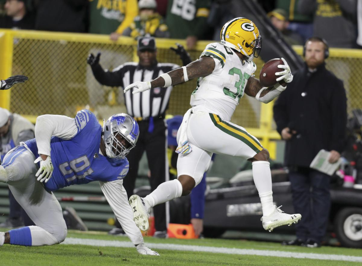 Packers 23, Lions 22