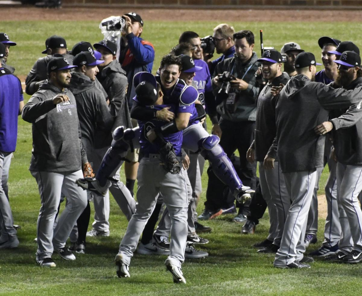 Rockies Top Cubs 2 1 In 13 Innings In Epic Wild Card Game