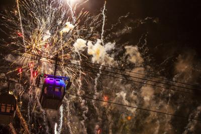 New Years Eve Drop