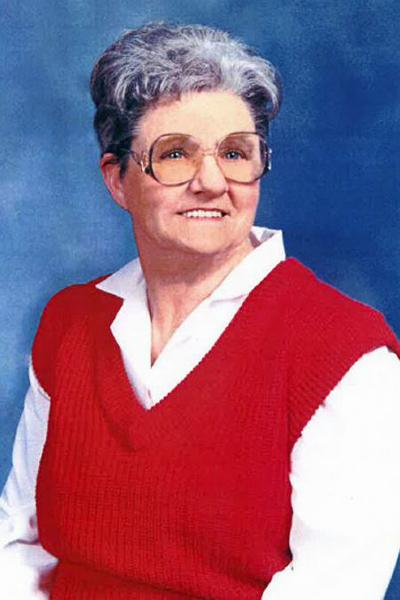 South, Eleanor M.
