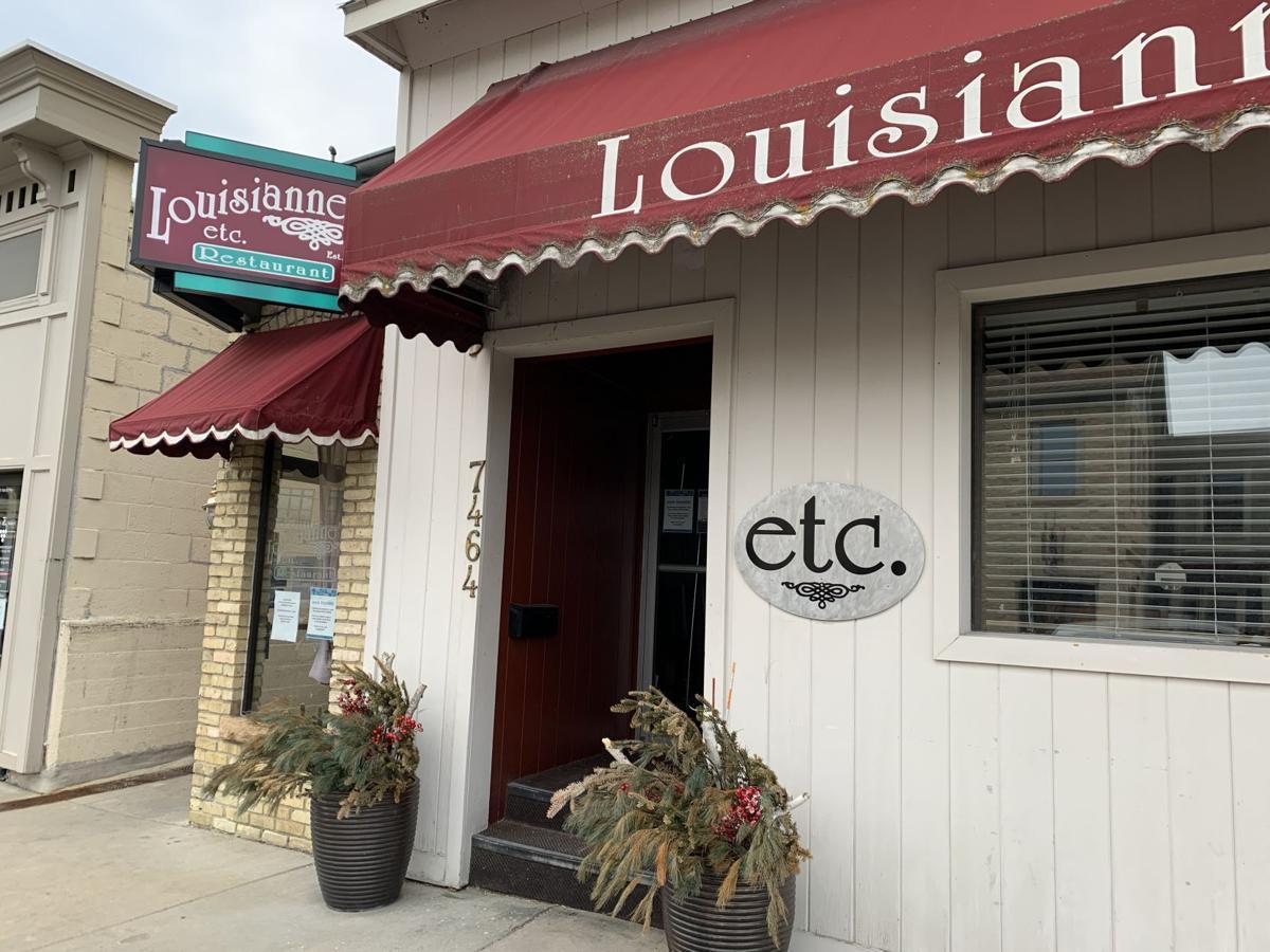 Louisianne's exterior