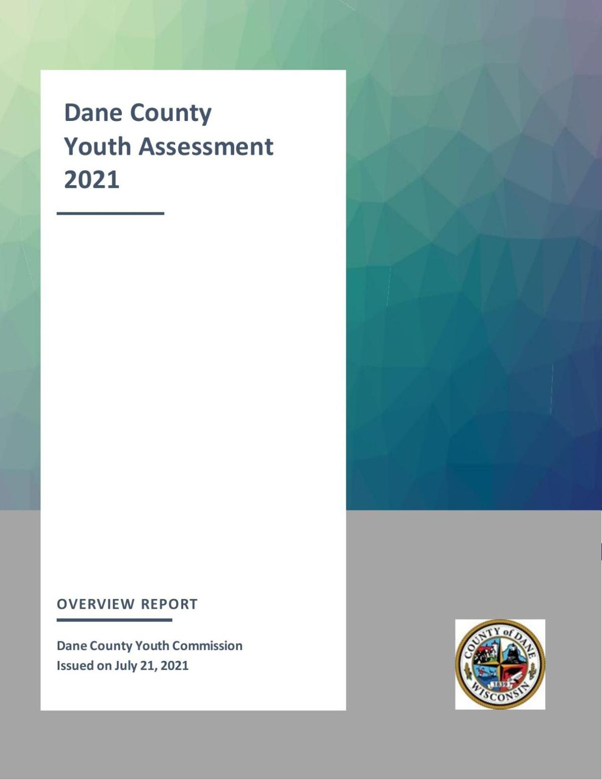 Dane County Youth Assessment 2021