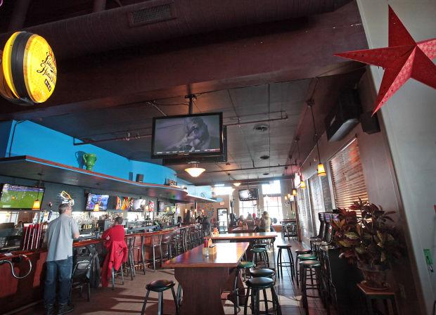 Funk's Pub interior