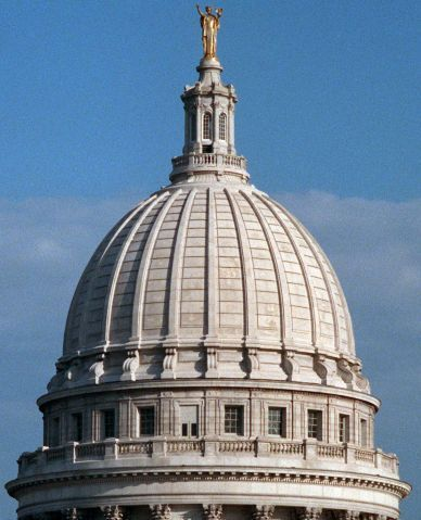 Wisconsin State Capitol, State Journal file photo