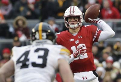 Alex Hornibrook-projected depth chart