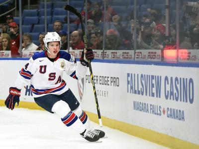 World Juniors Czech Republic US Hockey