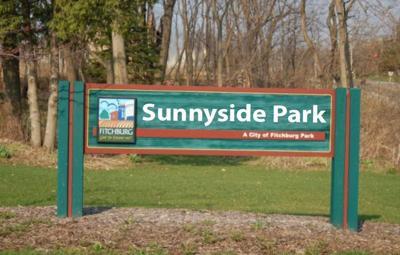 Sunnyside Dog Park in Fitchburg