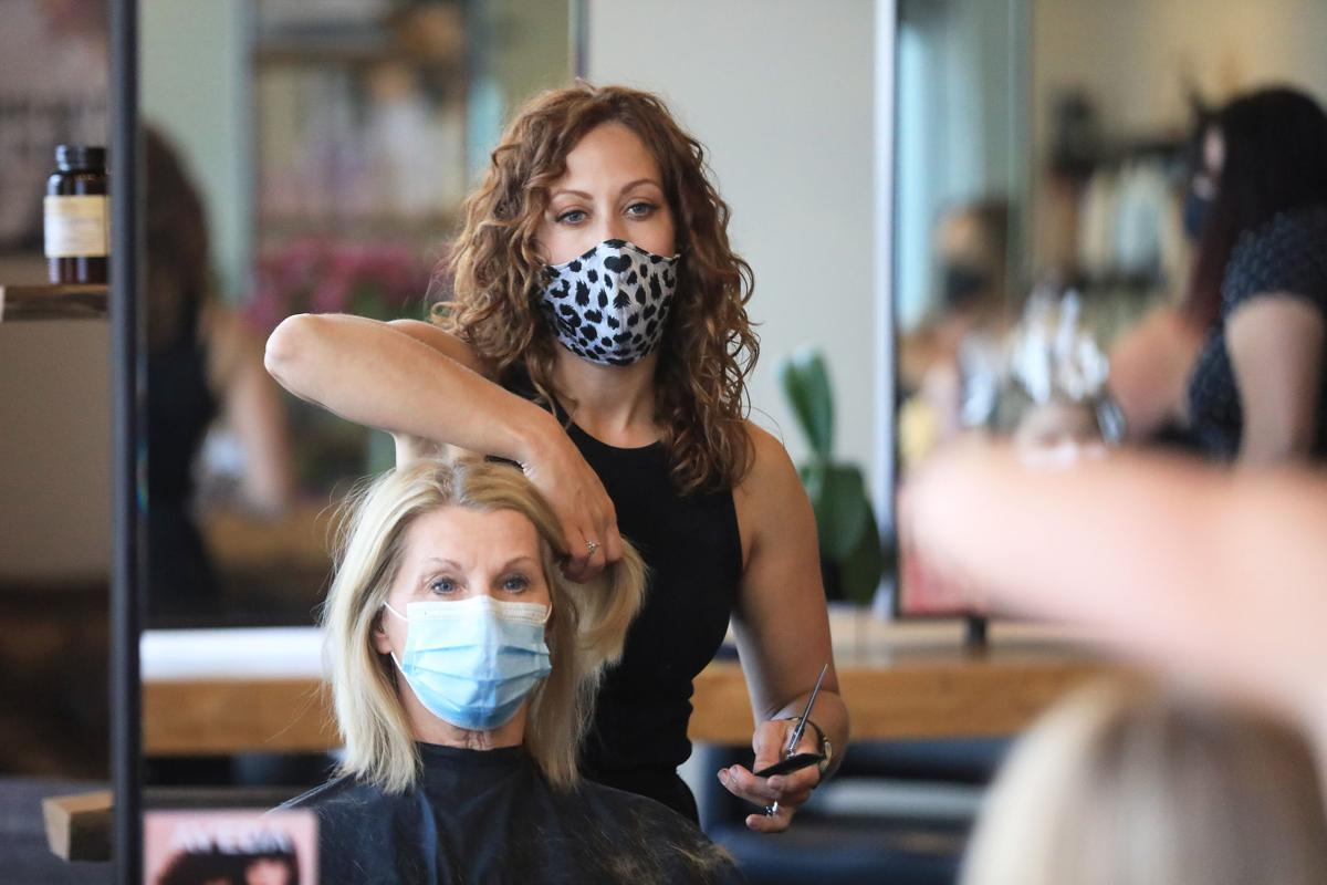 Stylists and barbers to the rescue: Covid hair includes mullets, chop-jobs  and grown-out dyes | Lifestyles | madison.com