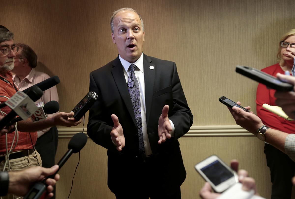 Republican Attorney General Brad Schimel, State Journal photo