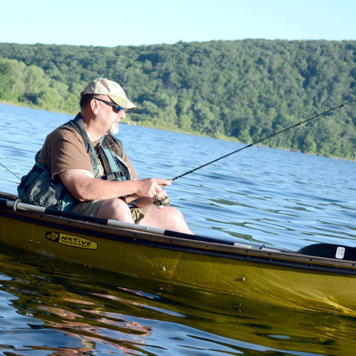 Gary Engberg: Devil's Lake hidden gem not just for trout but