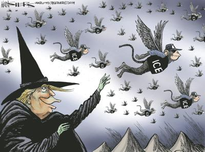 ANOTHER VIEW | KEVIN SIERS, CHARLOTTE OBSERVER