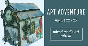Art Adventure at Shake Rag Alley Center for the Arts