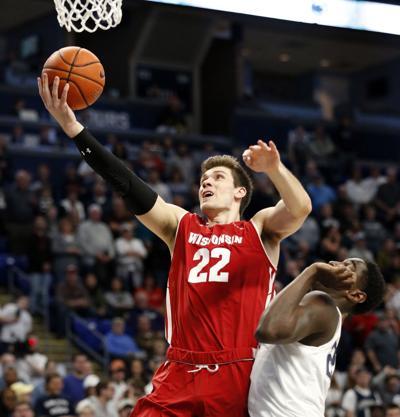 Ethan Happ - Wisconsin vs. Penn State