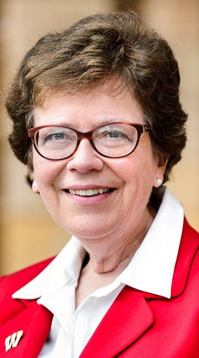 UW-Madison Chancellor Rebecca Blank
