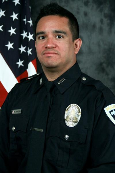 Madison police Officer Hector Rivera