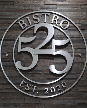 Bistro 525 Entrance
